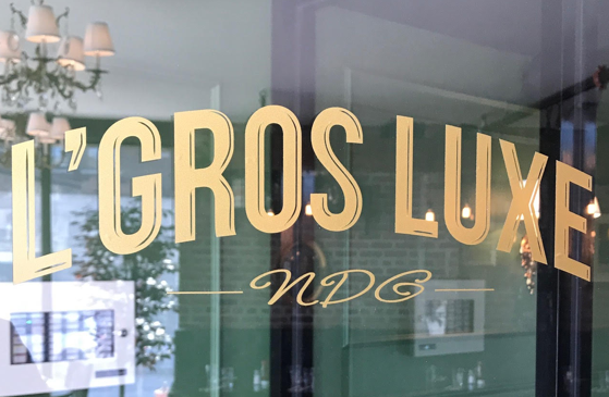 L'Gros Luxe NDG