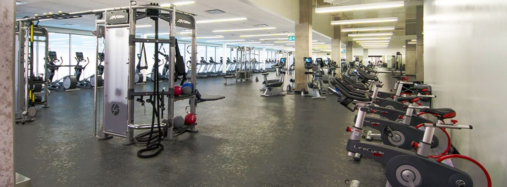 YMCA Montreal Gyms