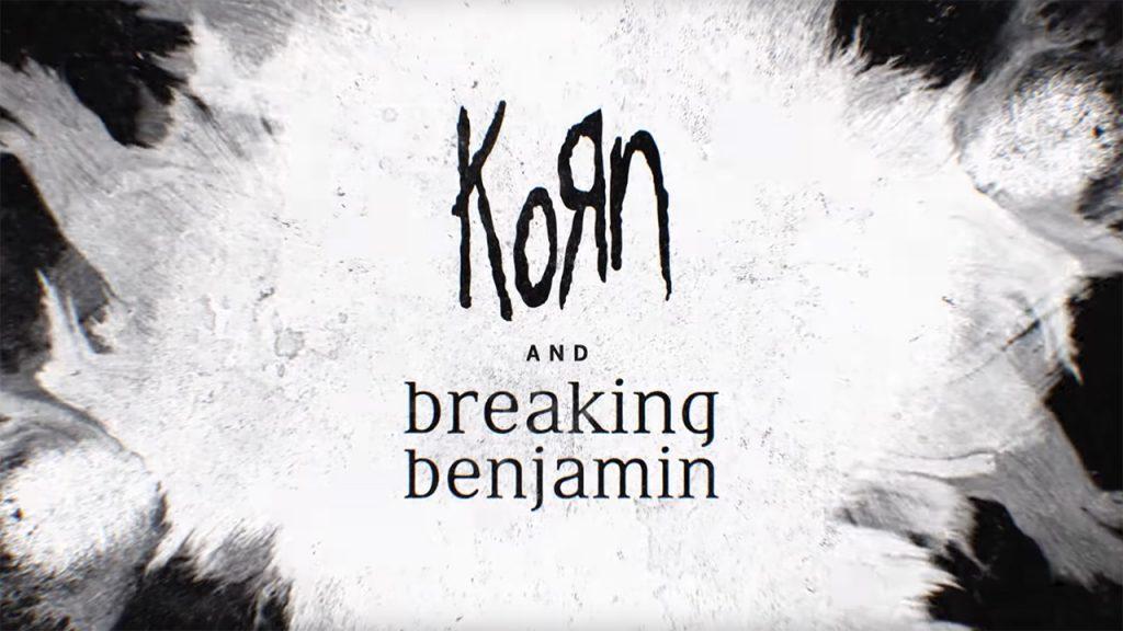 Korn & Breaking Benjamin Montreal 2020