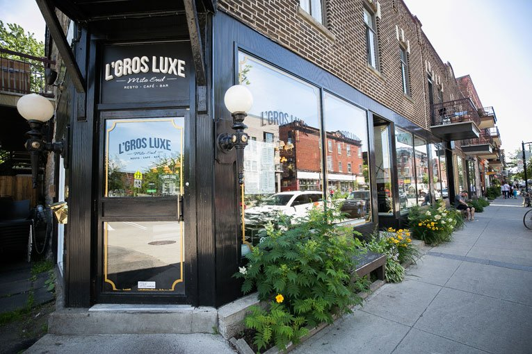 Gros Luxe Mile End