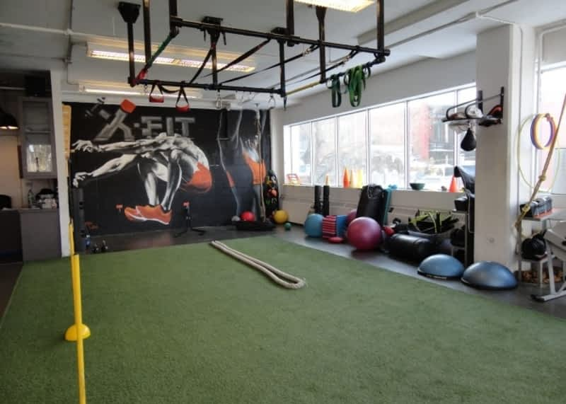 X-Fit Montreal Gyms