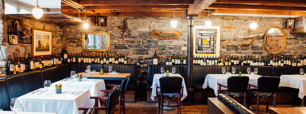Le Bremner Old Port Restaurant