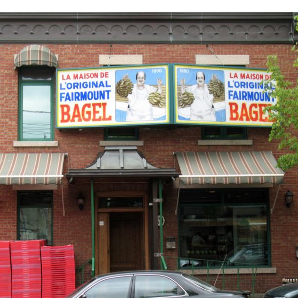 bagels fairmount